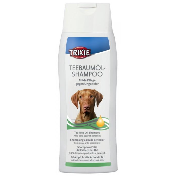 Trixie shampoo, teepuuöljy 250ml