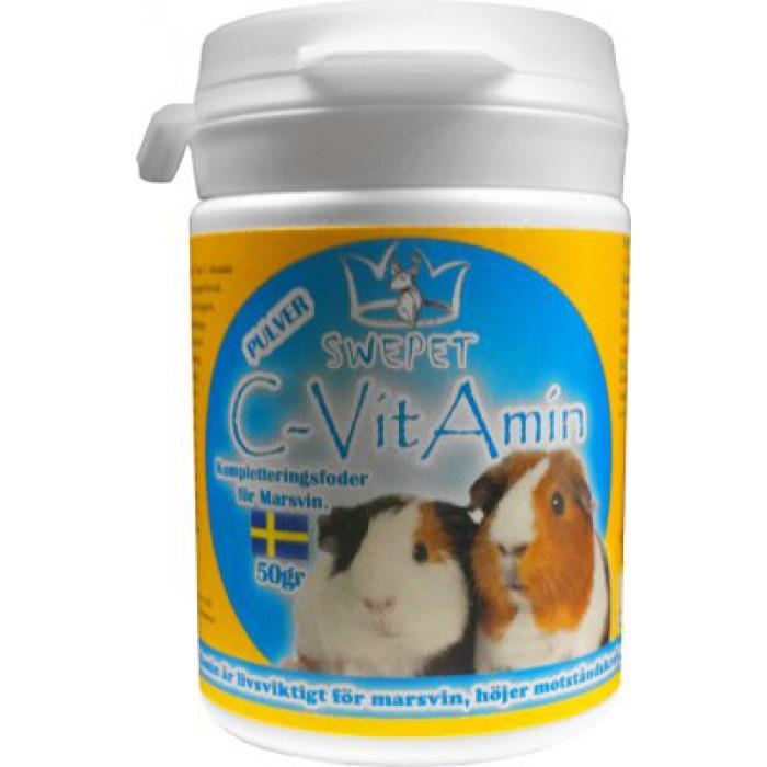 C-vitamiini jauhe marsuille 50g