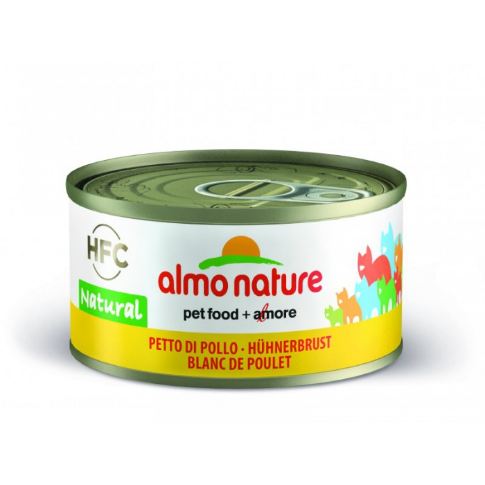 Almo Nature Cats Kananrinta 70g