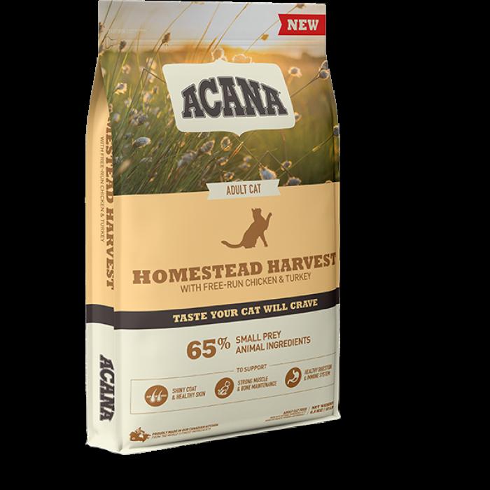 NEW ACANA Cat Homestead Harvest 1,8kg