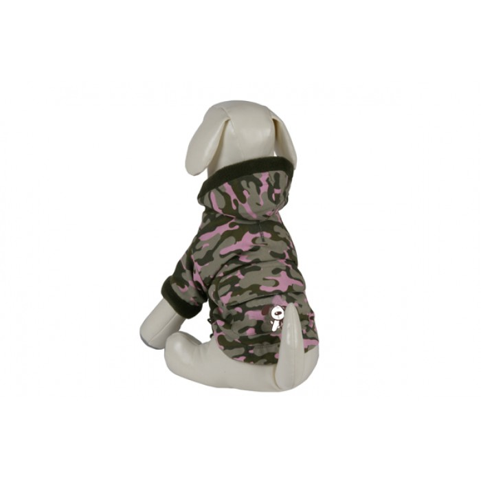 Camouflage takki