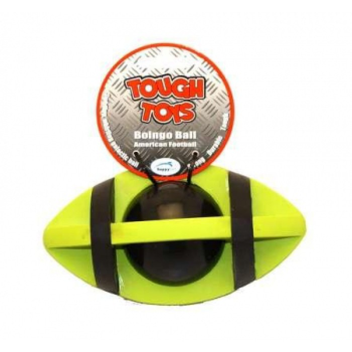 Tough Toys Boingo Rugby pallo