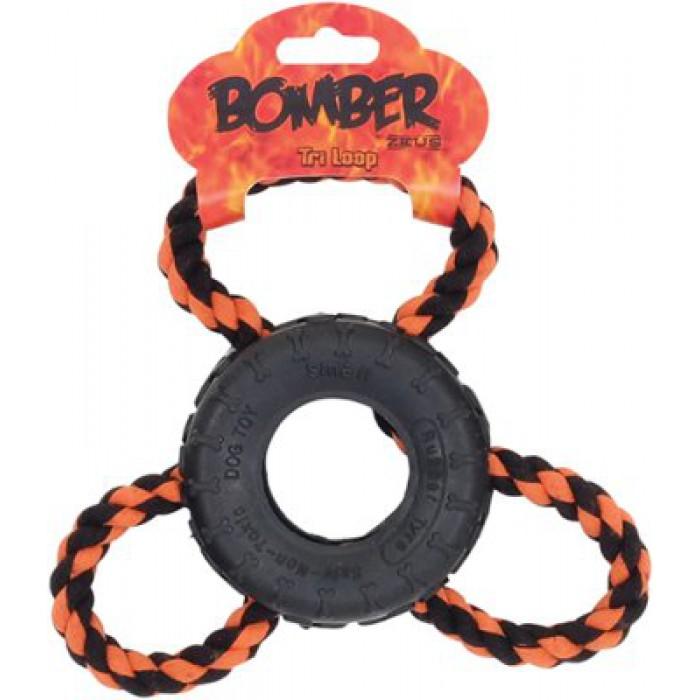 ZS Bomber Tri Loop 9 x 18cm