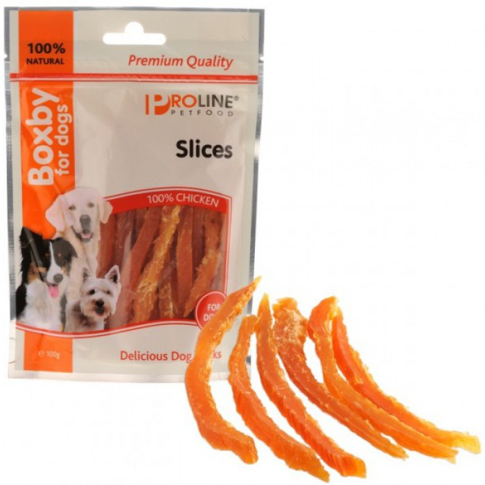 Boxby Chicken Slices 100g