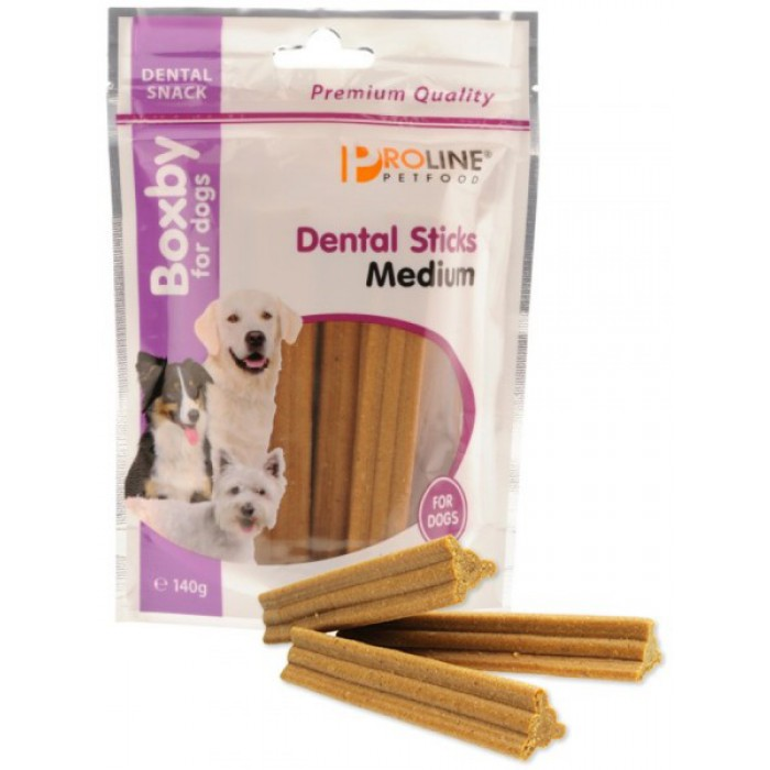 Boxby Dental Sticks 140g