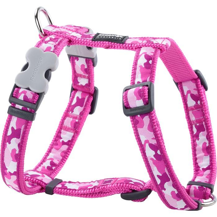 Koiran valjas Design - Camouflage Pink
