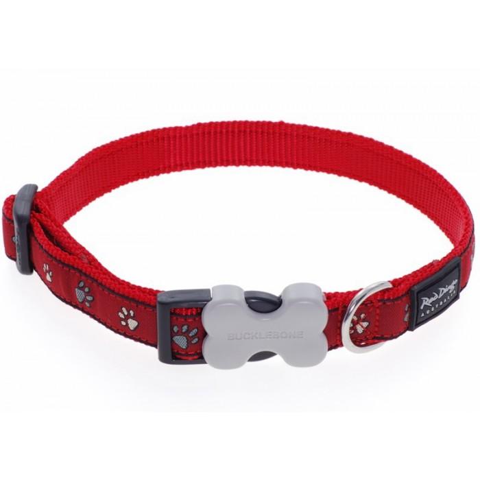 Koiran panta Design - Pawprints Red