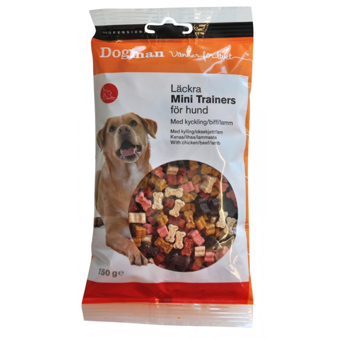 Dog Snacks Mix-luut XS 150g