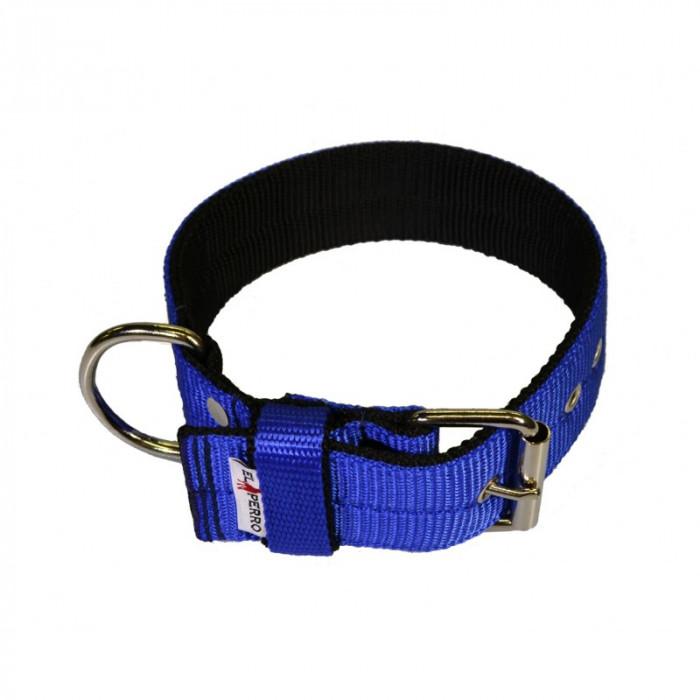 El Perro solkipanta nylon, sininen