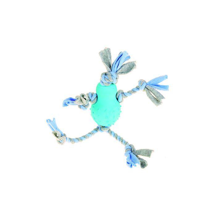 Little Rascals Fleecy Man Blue