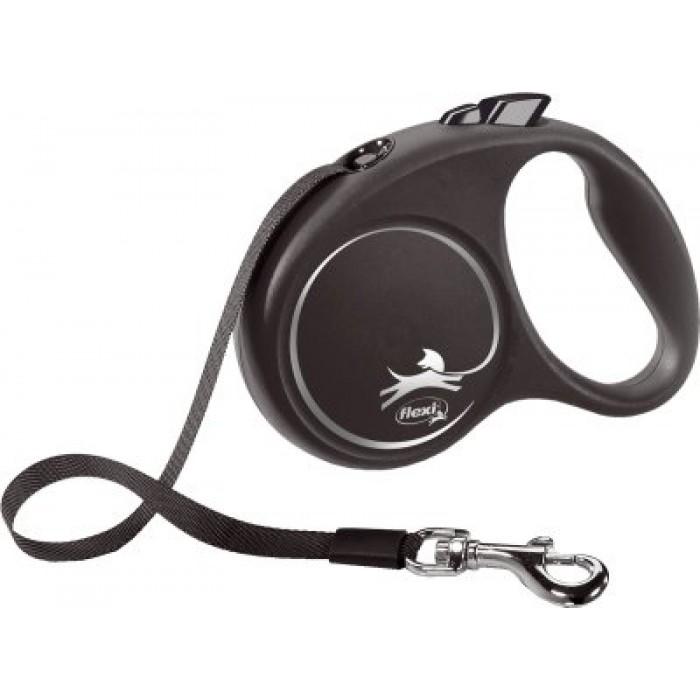 Flexi Black Design, musta