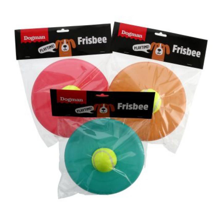 Koiranleu Frisbee tennispallolla