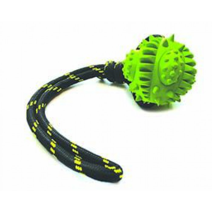 Tough Toys Galactic Rope Ball