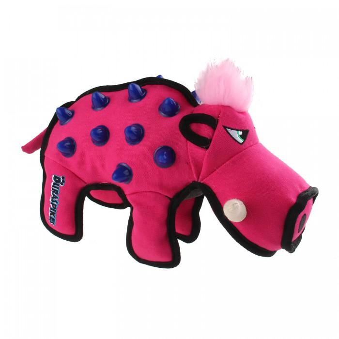 Duraspikes GiGwi vahvarakenteinen koiran lelu 26cm (pinkki)