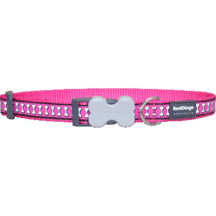 Koiran panta Reflective, Hot Pink