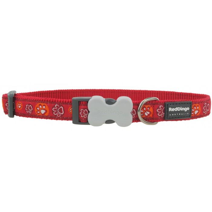 Koiran panta Design – Paw Impressions Red