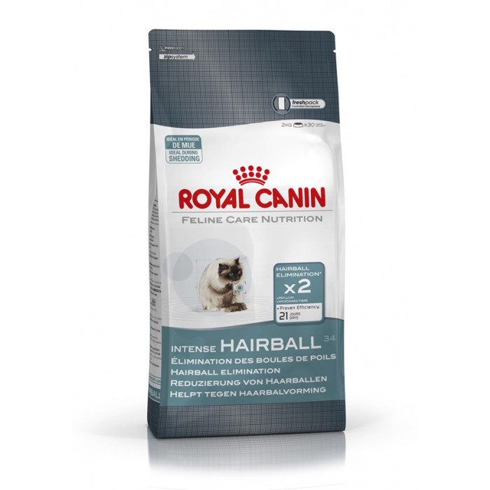 Royal Canin FHN Intense Hairball
