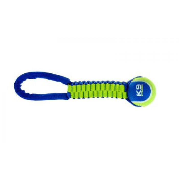 ZS K9 twist-tug vetolelu pallolla 31cm