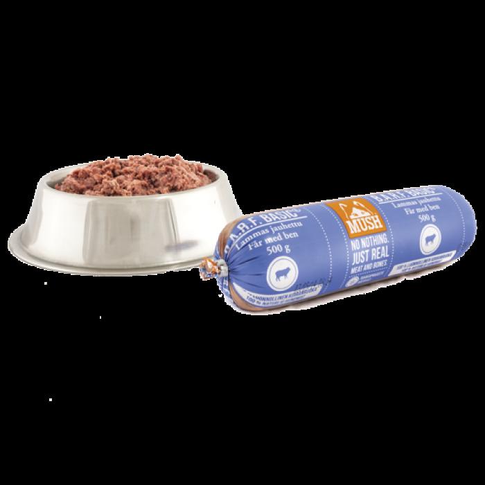 Mush BARF Lammas jauhettu 500g