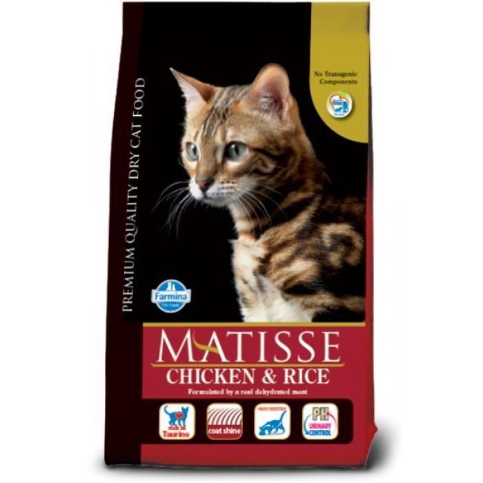 Matisse Chicken & Rice kissan kana-riisi täysravinto