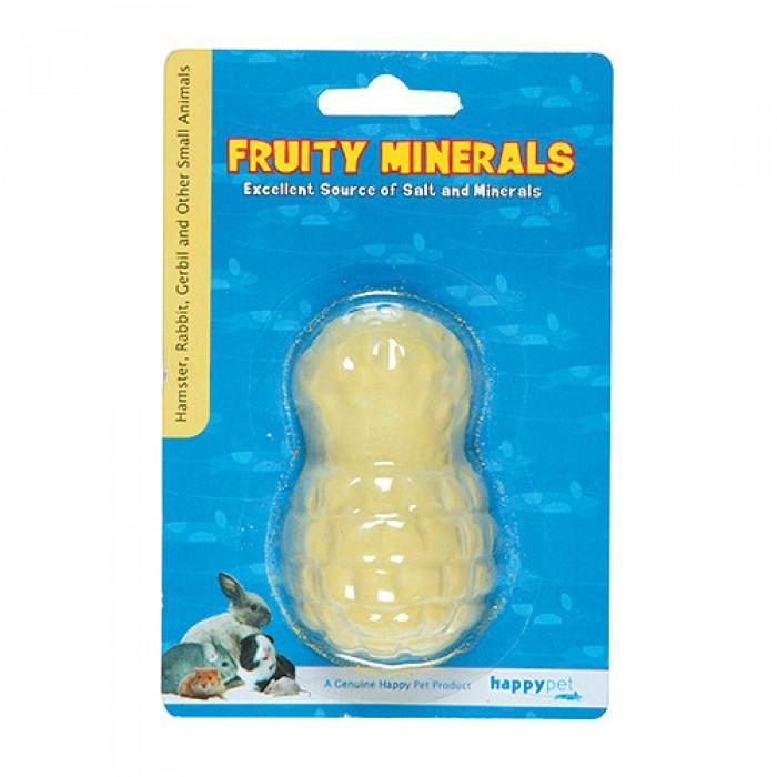 Fruity Minerals maustetut kalkkikivet