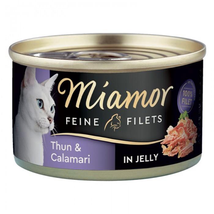 Miamor Feine Tuna & Calamari (hyytelö)