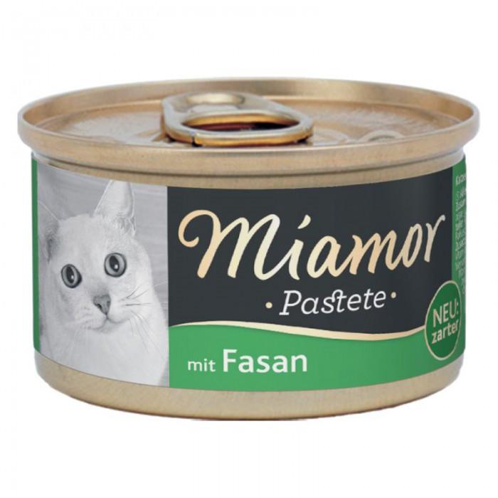 Miamor Paté 85g - fasaani
