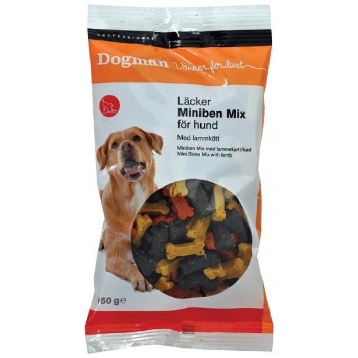 Dog Snacks Miniluu Lammas 150g