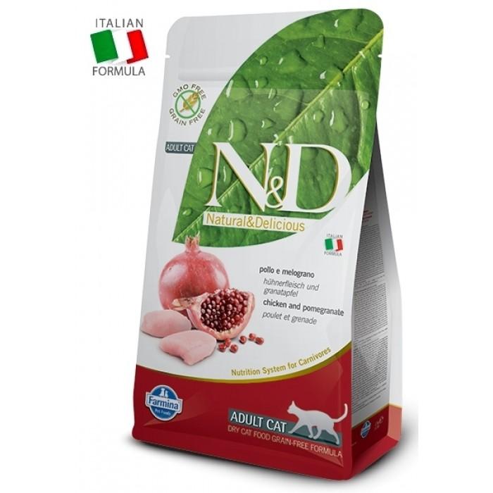 N&D Cat Chicken (viljaton kissanruoka)