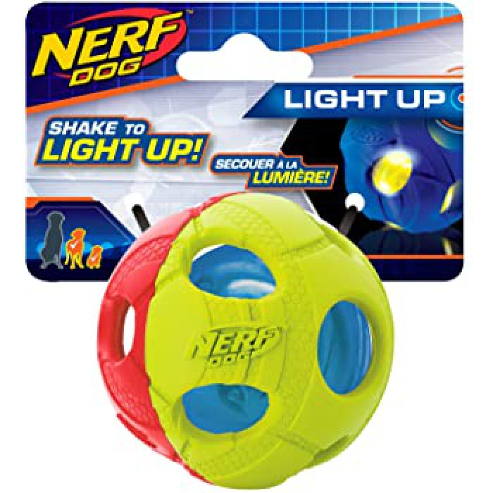 NERF Lad Ball Illumination M