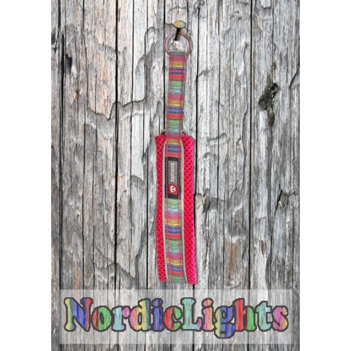 Nordic Lights Mesh panta, pinkki
