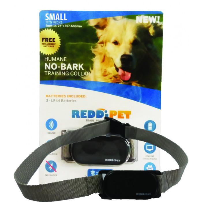 NO-BARK Training Collar S-M, ääni- ja värinätoiminnolla