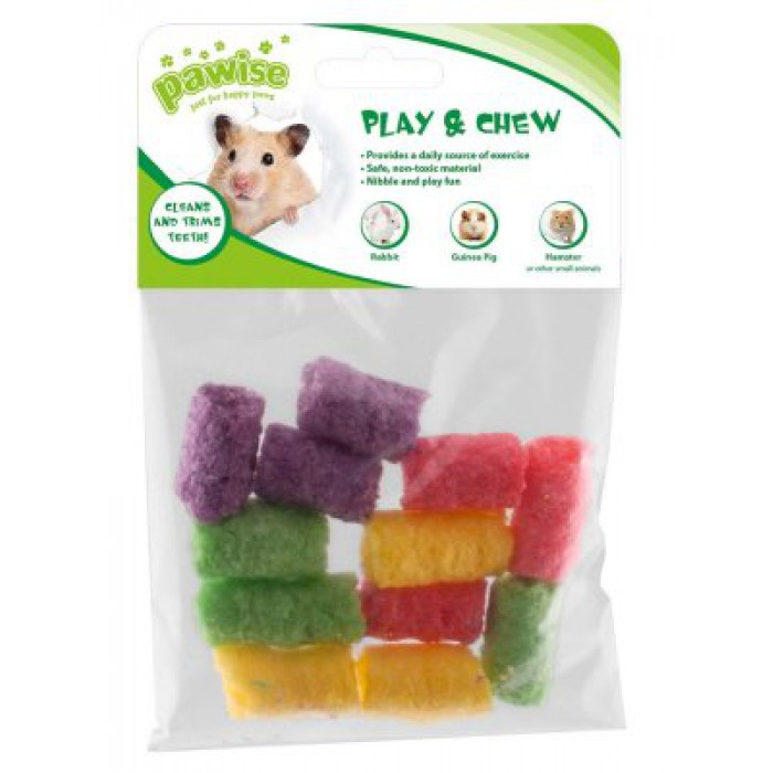 Play & Chew rice pops 17g