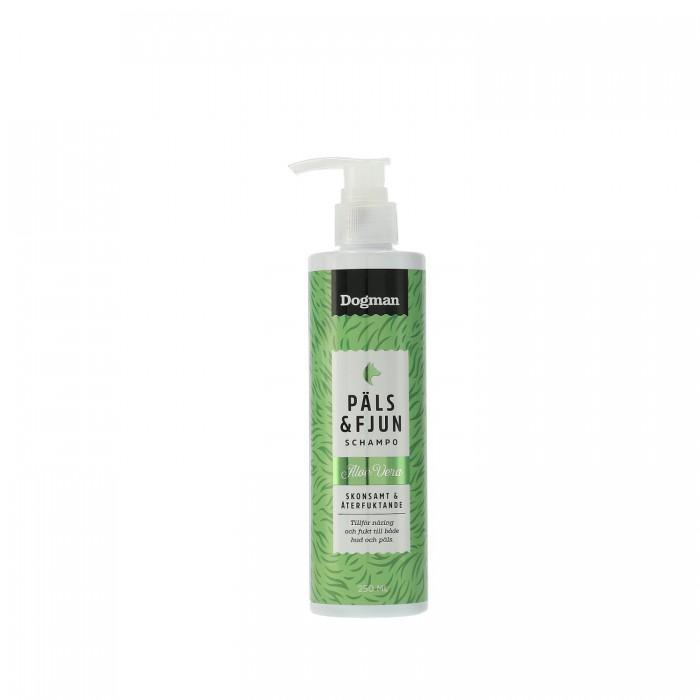 Päls & Fjun Shampoo Aloe Vera 250ml