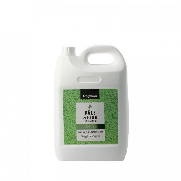 Päls & Fjun Shampoo Aloe Vera 5l