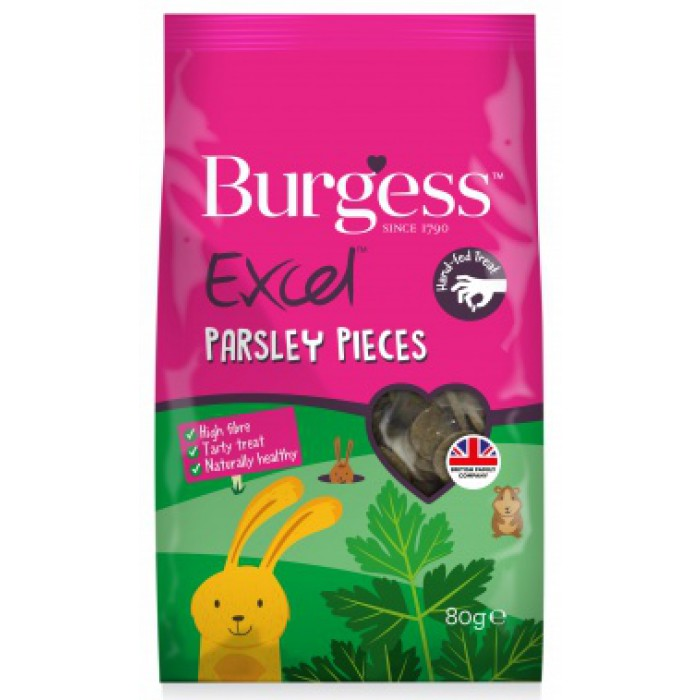Excel Baked Treats Parsley 80g