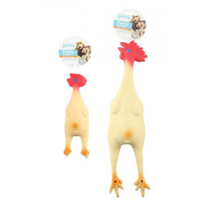 Funny Squeaky Chicken