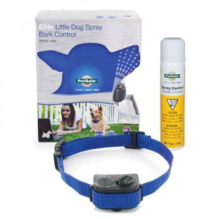 Haukunestopanta Deluxe suihkeella, koirille (3,6kg-26kg)