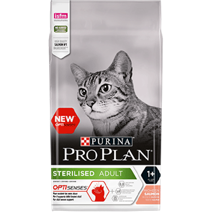 Purina Pro Plan STERILISED Renal Cat Salmon 400g