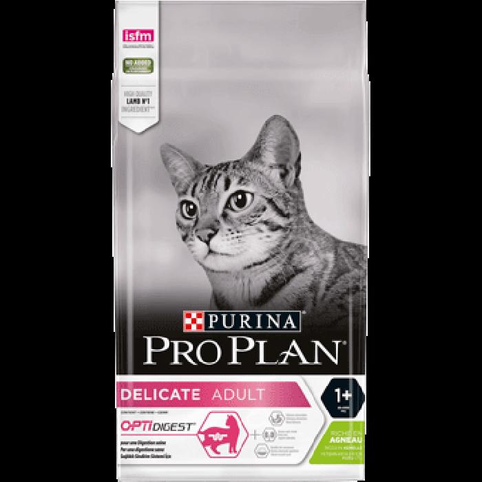 Purina Pro Plan DELICATE Lamb 1,5kg