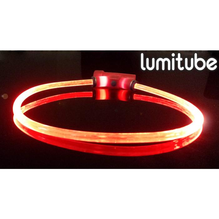 Lumitube LED-valopanta, punainen