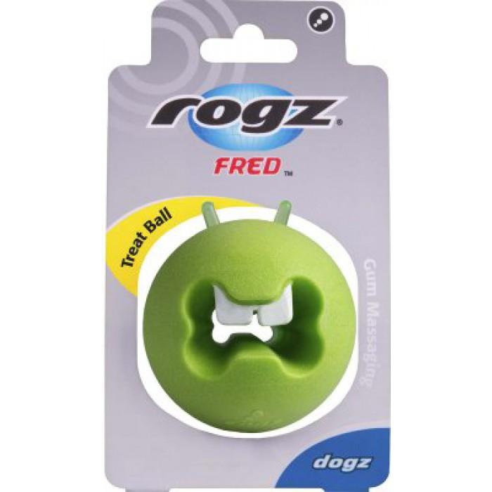 Rogz Fred puuhapallo (6,4cm)