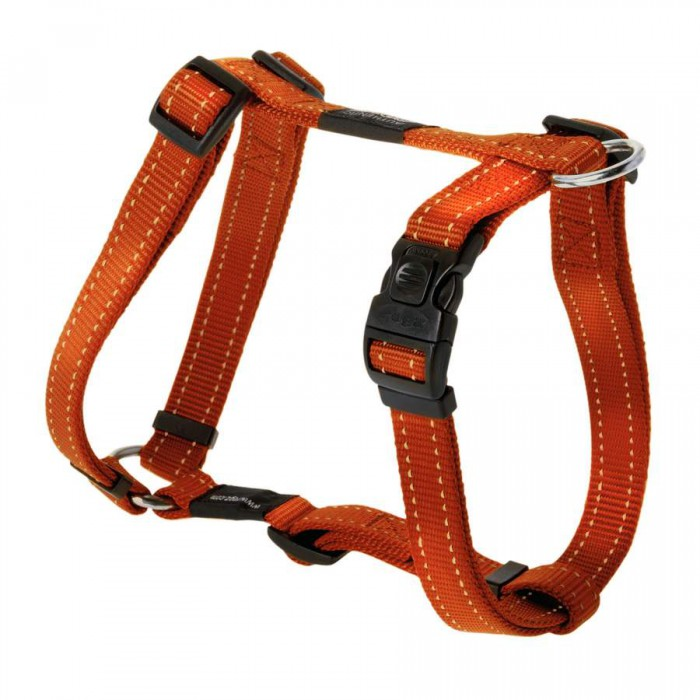 Rogz Fanbelt straightjacket Orange Medium to Large