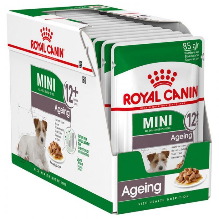 Royal Canin säilykeruoka Mini 1-10kg 12x85g 12+