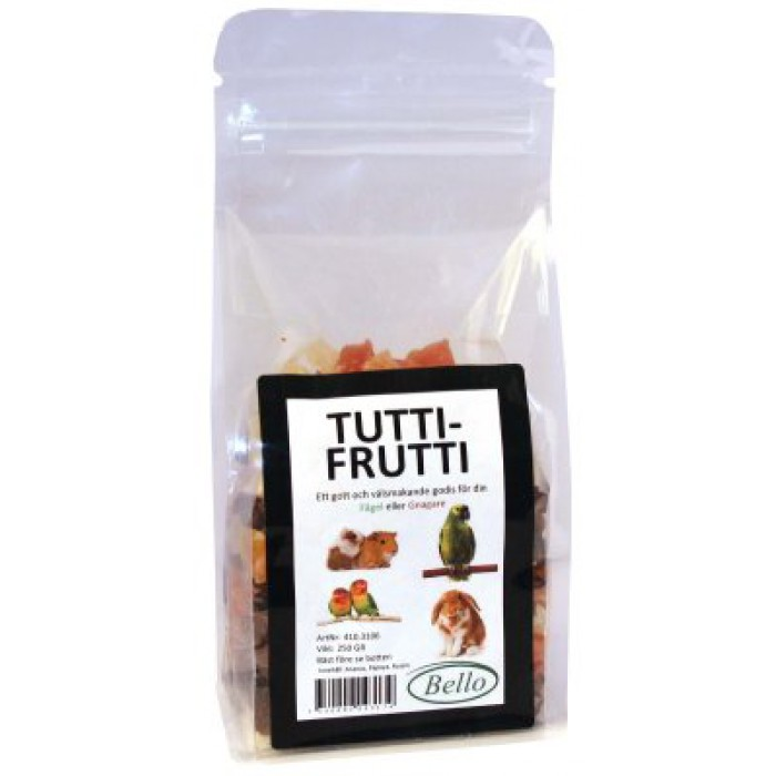 Tuttifrutti herkku 250g