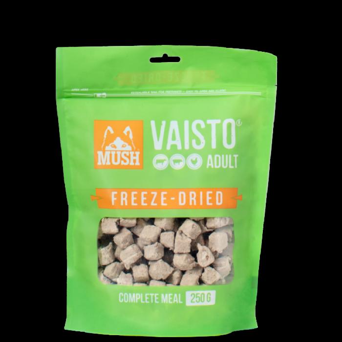 Mush Freeze-Dried Green 250g (nauta-sika-kana)