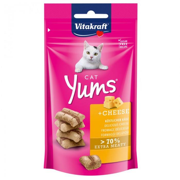 Vitakraft Cat Yums juusto 40g