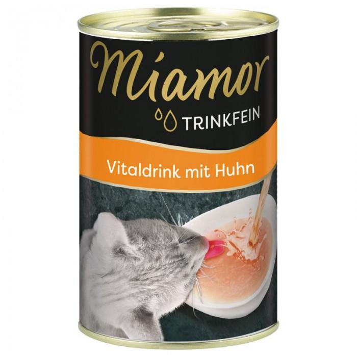Miamor Vitaldrink chicken 6 x 135ml