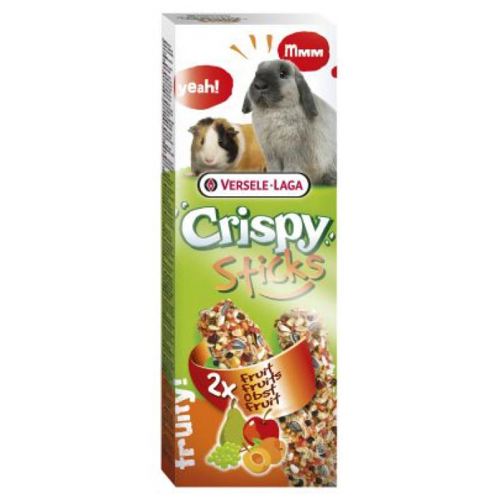Sticks Crispy hunaja/hedelmä kaneille ja marsuille 2kpl (2*55g)