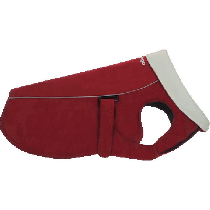 Red Dingo Perfect Fit - lampömantteli, punainen 30cm
